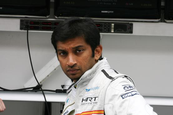 karthikeyan-confermato-gp-india-2011-hrt