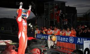 GP Corea 2010 Alonso