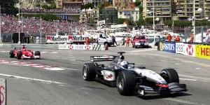 fastback - gp monaco 2002 coulthard