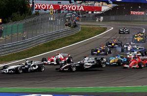 Partenza Nurburgring