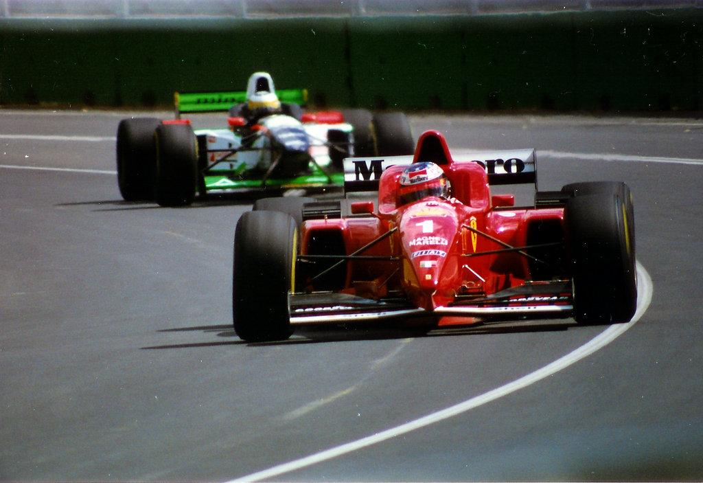 Schumacher 96