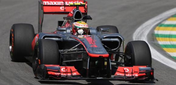fastback - gp brasile 2012 Hamilton