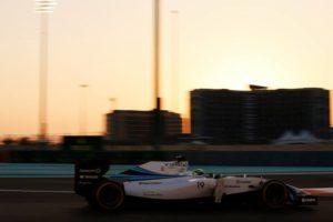 Felipe Massa, in seconda posizione