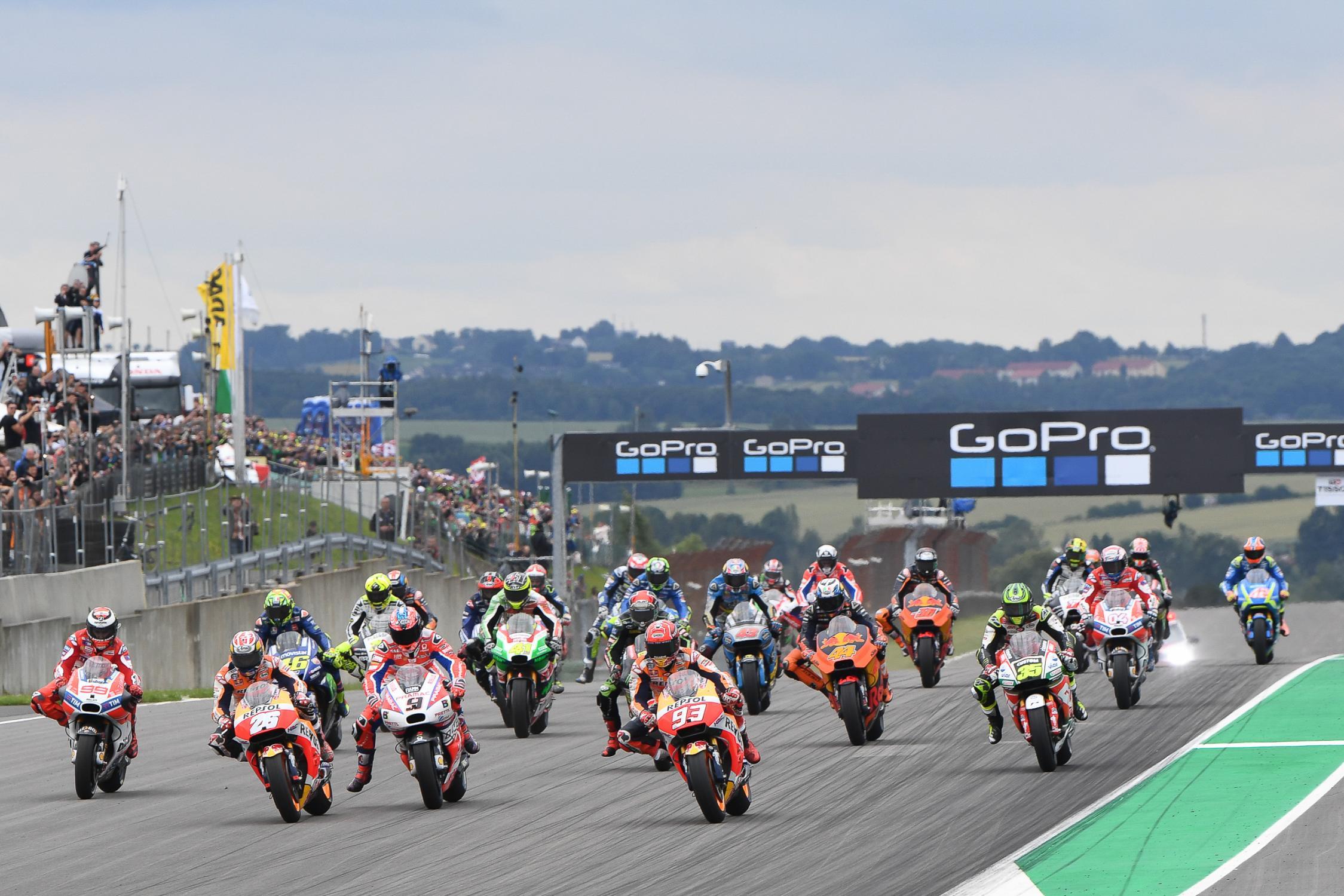 Circuito Sachsenring : Il circuito del sachsenring rischia di scomparire dal calendario